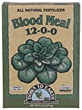 Down to Earth Blood Meal Fertilizer Mix 12-0-0, 5 lb