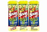Sevin Ready-to-Use 5 Percentage Dust, 3 Pack, 1 LB Each