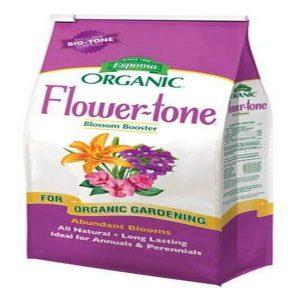 Flower-Tone Fertilizer for Bloom