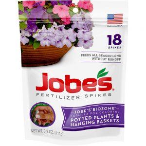 Jobes Best Fertilizer Spikes