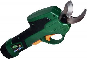 Scotts shears have long-lasting lithium ion batteries