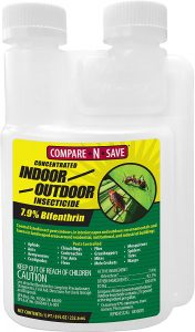 Cutworm insecticides should contain bifenthrin as compare-n-save product has