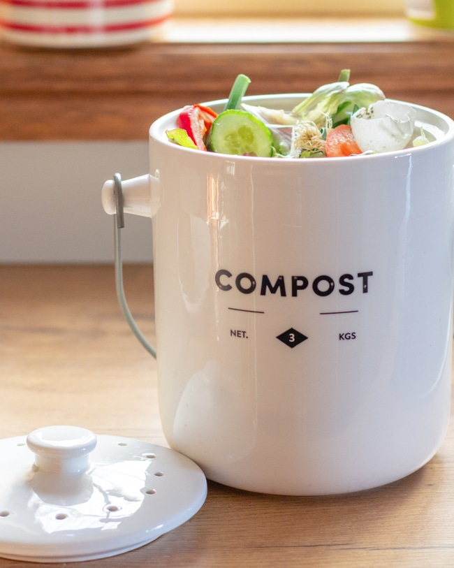 Vermicomposting, or worm composting, can be done at home