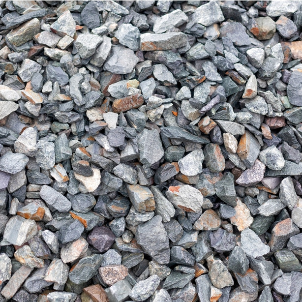 Decomposed granite can be a form of rock mulch