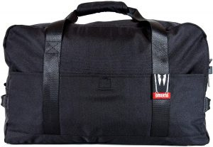 Dime duffle bag is the best duffle for sealing smells