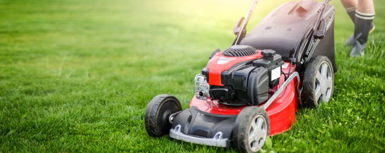 Draining gas from your lawn mower is important for proper matinenance