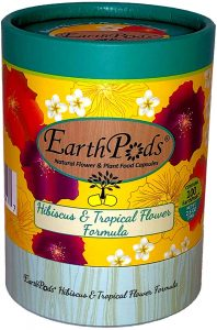 Earthpod capsules are great nutrients to promote blooms