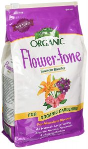 Flower tone provides top nutrients to flowers for blooms