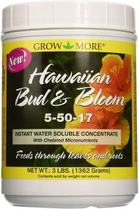 plant food for hawaiian plants is top notch