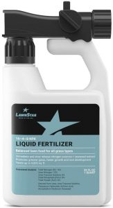 Lawnstar has an easy-to-apply fertilizer that will help with ongoing maintenance.
