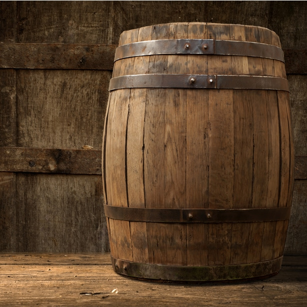 There are many uses of oak including making them into barrels to age foods, cheeses, and wines