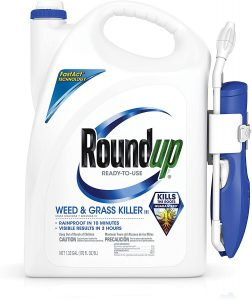 Glyphosate in round-ups herbicide is a non-selective killer