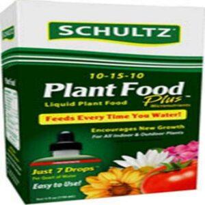 Shultz plant food 10-15-10